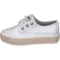 Παπούτσια Κορίτσι Χαμηλά Sneakers Xti BM817 Ασήμι