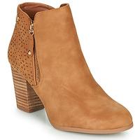 Παπούτσια Γυναίκα Μποτίνια Xti  Cognac