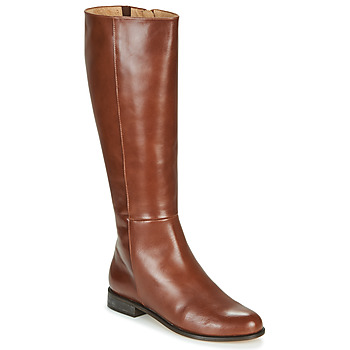 Παπούτσια Γυναίκα Μπότες για την πόλη Fericelli LUCILLA Camel
