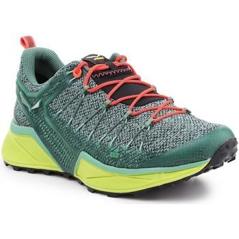 Παπούτσια Γυναίκα Πεζοπορίας Salewa Trekking shoes  Ws Dropline 61369-5585 green