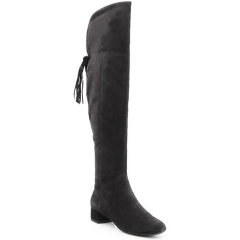 Παπούτσια Γυναίκα Ψηλές μπότες Geox D N.Carey B D644AB-00022-C9999 black