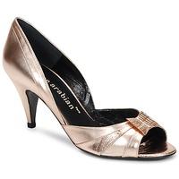 Παπούτσια Γυναίκα Γόβες Karine Arabian MONTEREY Ροζ / Μεταλικό