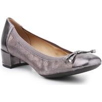 Παπούτσια Γυναίκα Γόβες Geox D Carey A D54V8A-0MAKY-C9F1G gold, silver
