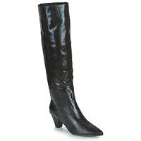 Παπούτσια Γυναίκα Μπότες για την πόλη Vanessa Wu  Black