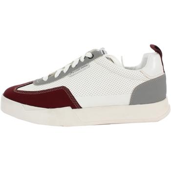Xαμηλά Sneakers G-Star Raw RACKAM DOMMIC MILK DK BORDEAUX [COMPOSITION_COMPLETE]