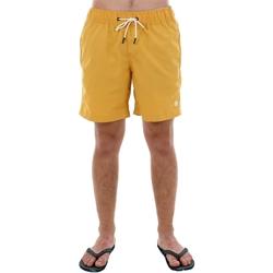Υφασμάτινα Άνδρας Μαγιώ / shorts για την παραλία G-Star Raw DIRIK SWIMSHORT SAFFRON Mostaza