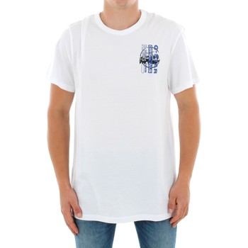 T-shirt με κοντά μανίκια G-Star Raw ZB GRAPHIC 4 R T SS WHITE [COMPOSITION_COMPLETE]