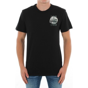 T-shirt με κοντά μανίκια G-Star Raw ZB GRAPHIC 4 R T SS DK BLACK [COMPOSITION_COMPLETE]