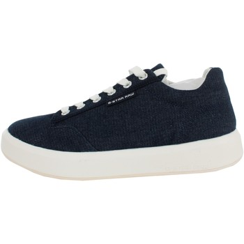 Xαμηλά Sneakers G-Star Raw STRETT CUP DK SARU BLUE [COMPOSITION_COMPLETE]