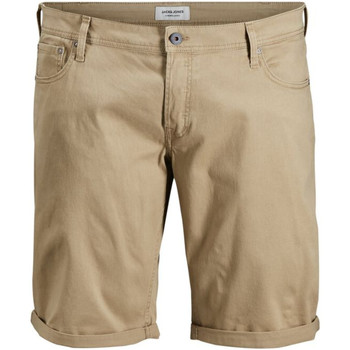 Shorts & Βερμούδες Jack & Jones 12168172 JJIRICK ORG SHORT AKM 799 PS KELP [COMPOSITION_COMPLETE]