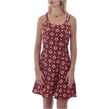 Υφασμάτινα Γυναίκα Κοντά Φορέματα Molly Bracken R1422AE20 Orange