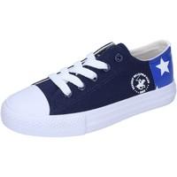 Παπούτσια Αγόρι Χαμηλά Sneakers Beverly Hills Polo Club Αθλητικά BM931 Μπλε