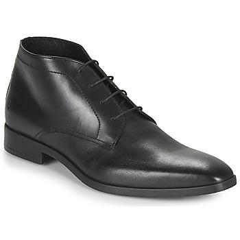 Παπούτσια Άνδρας Μπότες Carlington NOMINAL Black