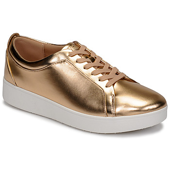 Xαμηλά Sneakers FitFlop RALLY METALLIC SNEAKERS
