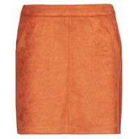 Υφασμάτινα Γυναίκα Φούστες Vero Moda VMDONNADINA Orange