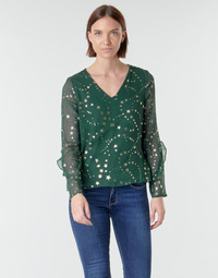 Υφασμάτινα Γυναίκα Μπλούζες Vero Moda VMFEANA Green