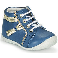 Παπούτσια Κορίτσι Ψηλά Sneakers GBB ACINTA Μπλέ