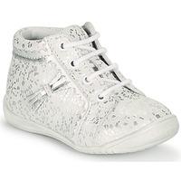 Παπούτσια Κορίτσι Ψηλά Sneakers GBB ACINTA Άσπρο / Silver