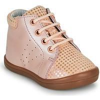 Παπούτσια Κορίτσι Ψηλά Sneakers GBB NAHIA Ροζ