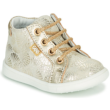 Παπούτσια Κορίτσι Ψηλά Sneakers GBB FAMIA Beige