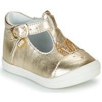 Παπούτσια Κορίτσι Μπαλαρίνες GBB ANINA Gold