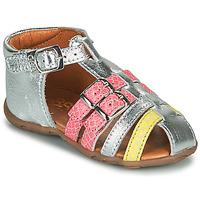 Παπούτσια Κορίτσι Σανδάλια / Πέδιλα GBB RIVIERA Silver