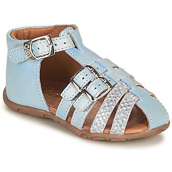 Παπούτσια Κορίτσι Σανδάλια / Πέδιλα GBB RIVIERA Μπλέ