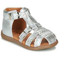 Παπούτσια Κορίτσι Σανδάλια / Πέδιλα GBB ALIDA Silver