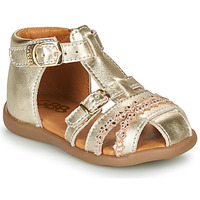 Παπούτσια Κορίτσι Σανδάλια / Πέδιλα GBB ALIDA Gold