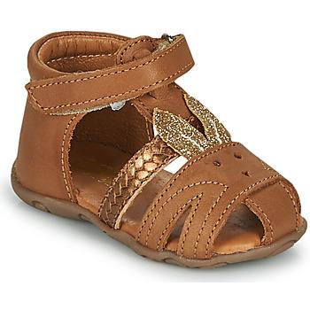 Παπούτσια Κορίτσι Σανδάλια / Πέδιλα GBB FADIA Brown