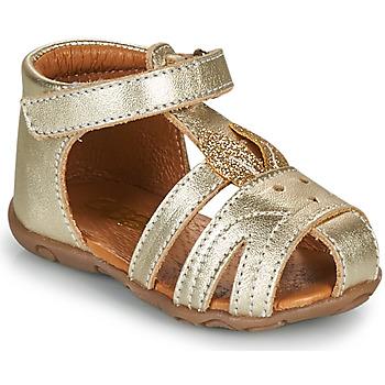 Παπούτσια Κορίτσι Σανδάλια / Πέδιλα GBB FADIA Gold