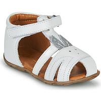 Παπούτσια Κορίτσι Σανδάλια / Πέδιλα GBB FADIA Άσπρο