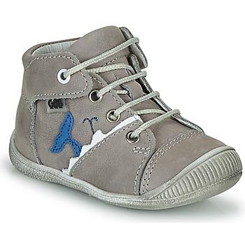 Παπούτσια Αγόρι Ψηλά Sneakers GBB ABRICO Grey