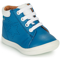 Παπούτσια Αγόρι Ψηλά Sneakers GBB BAMBOU Μπλέ