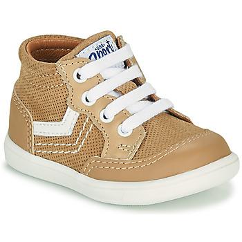 Παπούτσια Αγόρι Ψηλά Sneakers GBB VIGO Beige