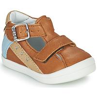 Παπούτσια Αγόρι Σανδάλια / Πέδιλα GBB BERNOU Cognac