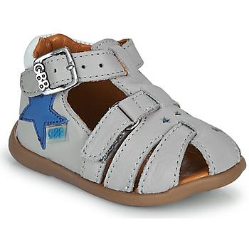 Παπούτσια Αγόρι Σανδάλια / Πέδιλα GBB GARDOU Grey