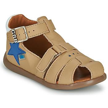 Παπούτσια Αγόρι Σανδάλια / Πέδιλα GBB GARDOU Beige