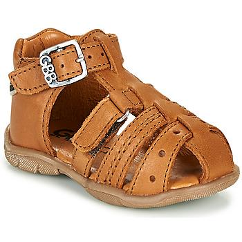 Παπούτσια Αγόρι Σανδάλια / Πέδιλα GBB ARIGO Brown