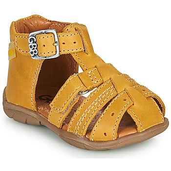 Παπούτσια Αγόρι Σανδάλια / Πέδιλα GBB ARIGO Yellow