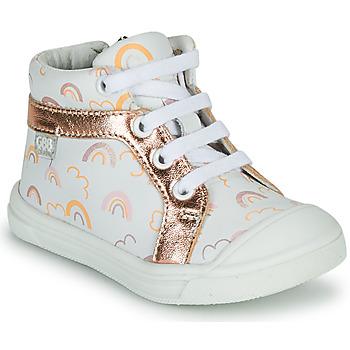 Ψηλά Sneakers GBB LEOZIA ΣΤΕΛΕΧΟΣ: & ΕΠΕΝΔΥΣΗ: Δέρμα & ΕΣ. ΣΟΛΑ: Δέρμα & ΕΞ. ΣΟΛΑ: Καουτσούκ