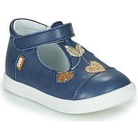 Παπούτσια Κορίτσι Μπαλαρίνες GBB EMILA Μπλέ