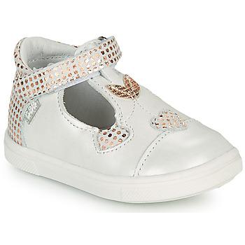 Παπούτσια Κορίτσι Μπαλαρίνες GBB EMILA Άσπρο