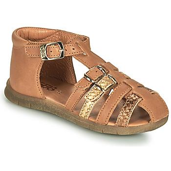 Παπούτσια Κορίτσι Σανδάλια / Πέδιλα GBB PERLE Brown