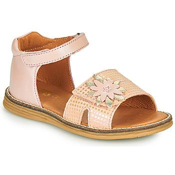 Παπούτσια Κορίτσι Σανδάλια / Πέδιλα GBB SATIA Ροζ