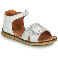 Παπούτσια Κορίτσι Σανδάλια / Πέδιλα GBB SATIA Άσπρο