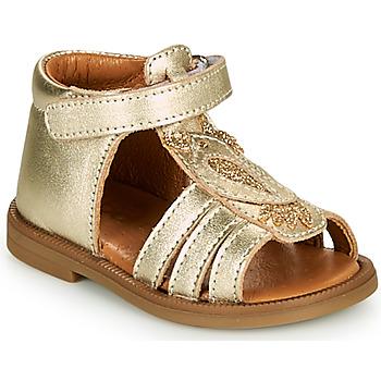Παπούτσια Κορίτσι Σανδάλια / Πέδιλα GBB FRANIA Gold