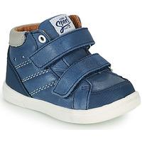 Παπούτσια Αγόρι Ψηλά Sneakers GBB MORISO Μπλέ