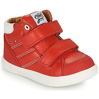 Παπούτσια Αγόρι Ψηλά Sneakers GBB MORISO Red