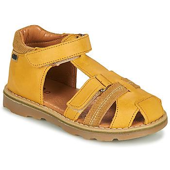 Παπούτσια Αγόρι Σανδάλια / Πέδιλα GBB MITRI Orange